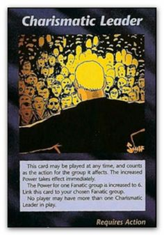 Illuminati card game - Empty Babbler