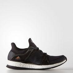 sale retailer f72f1 5988f adidas Pure Boost X Training Shoes - Black