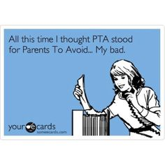PTO, PTA leaders: Let's bust this myth!