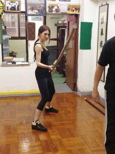 Wing Chun Babe