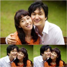 장영남 (Jang Yeong-nam) and 장현성 (Jang Hyun-sung) in '결혼의 여신' (Goddess of Marriage) (2013)
