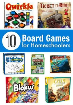 10 Board Games for Homeschoolers/Caden also wants Guess Who Easy Party Games, Garden Party Games, Fun Games, Games To Play, Learning Activities, Teaching Ideas, Family Board Games, Board Games For Kids, Group Games