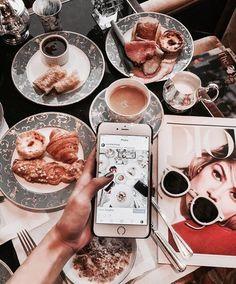 Imagen de food, coffee, and breakfast