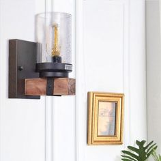 Purchase this wall lamp from Homelava.com at low price to decor your room, will make your room look simple and stylish. Contemporary Wall Lights, Modern Wall Lights, Sconces Living Room, Living Room Bedroom, Entrance Lighting, Fitted Bedrooms, Led Wall Lamp, Wall Mounted Light, Iron Wall