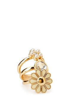 Flirty Girl Midi Ring Set | FOREVER21 Stack 'em up! #Accessories #Rings