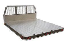 Flatbed Truck Ideas Products New Ideas Custom Truck Flatbeds, Custom Flatbed, Aluminum Truck Beds, Monster Truck Bed, Truck Accesories, Truck Bed Rails, Ute Trays, Medium Duty Trucks, Truck Bed Camper
