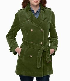 Just bought this coat in Brown, and I love it! Yeah, I shop at L.L. Bean, it's cool!