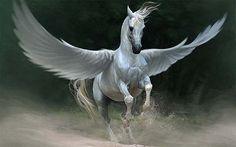 Pegaso: El caballo con alas que solo puede ser domado por hombres de buen corazón
