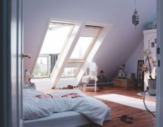Velux Roof Balcony Windows: Lofty Terrace - Busyboo