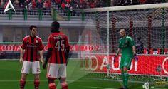 FIFA 14 AC Milan 2014-2015 Forma - Kit
