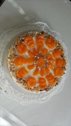 Mandarinen-Müsli Torte von www.Landhaus-rezepte.de