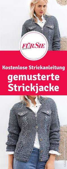 296 best Strick- und Häkelanleitungen images on Pinterest in 2018 ...