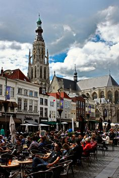 In 2013, the United Nations World Happiness Report ranked the Netherlands as the fourth happiest country in the world, reflecting its high quality of life. Breda, the Netherlands