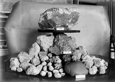 Main Masses of Bjurböle, Marjalahti, and Hvittis meteorites. Now in the collection of Luonnontieteellinen Keskusmuseo, Geologinen Museo in Helsinki - #meteorite #meteorites #Finland #Europe #Scandinavia #space #Bjurböle #Marjalahti #Hvittis #geology #museum