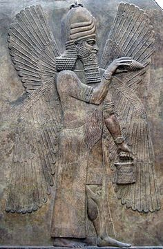 MARDUK - Son of ENKI, Lord of the Fifty Powers, God of Fifty Names