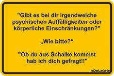 Schalke Lustig