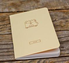 SLEEPYDAYS: Cuadernos de notas donde te gustará tomar notas