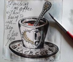 If you bring me #COFFEE without having to ask..Then i #LOVEYOU... @ItalyHeart