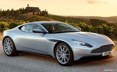 Aston Martin DB11 Goes into Production