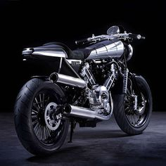 Brough Superior: the 'new' SS100