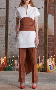 Rosie Assoulin Look 17 on Moda Operandi