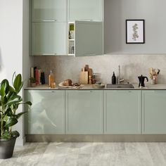 Ikea Kitchen, Home Decor Kitchen, Kitchen Interior, Kitchen Dining, Kitchen Tiles Design, Laundry Room Design, Modern Kitchen Design, Grey Kitchens, Cuisines Design