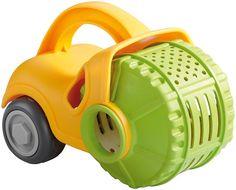 Sand Play Steam Roller & Sieve - Bath & Sand Toy | HABA USA