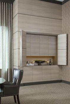 98 inspiring office kitchen designs for your office decor Interior Work, Kitchen Interior, Interior Design, Design Interiors, Hotel Interiors, Office Interiors, Conference Room Design, Küchen Design, Modern Kitchen Design