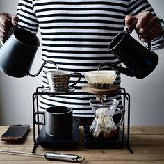Chava Coffee Co. — by alternativebrewing Coffee Is Life, I Love Coffee, Best Coffee, Coffee Break, Iced Coffee, Drip Coffee, Coffee Cafe, Coffee Drinks, Coffee Shop