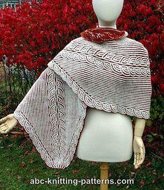Shawl Knitting Pattern Round-up | Brown Sheep Company, Inc.