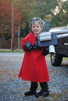 ohmygoodness! Can I please dress my kids as Dr. Horrible