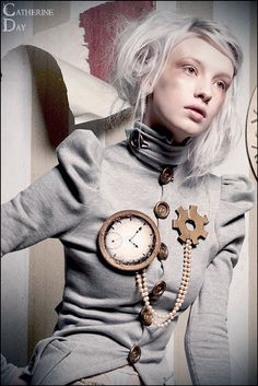 bf3dc002039ba Model - Clothing - Steampunk Couture Please do not use
