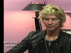 Duff McKagan All Business At SXSW