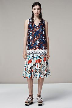Thakoon | Resort 2015 Collection | Style.com