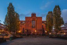 Jeruzalemkerk (Ferdinand Jantzen, 1929), Amsterdam, november 2016