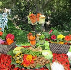 Budget Catering Ideas Michael's Catering - Cooking on the American Riviera - Santa Barbara