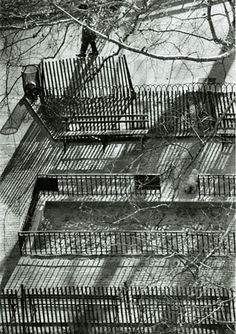 Andre Kertesz  New York