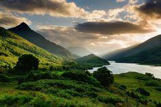 Glencoe, Scotland... One of the best hikes I've ever taken