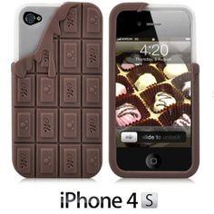 Funda para iPhone Chocolate Case - www.querregalo.com