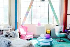 House Tour: An Eclectic Weirdo Loft in Oakland | Apartment Therapy