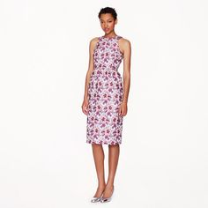 Collection floral brocade dress :::: I want you so bad.