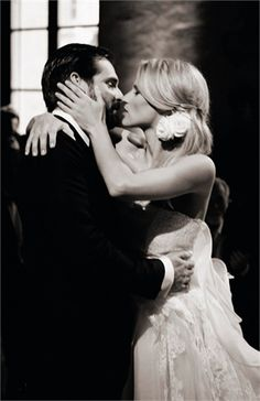 Michelle #Hunziker #wedding