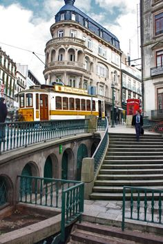 #Porto | #Portugal. Amazing tradiotional buildings aside with a cosmopolitan way of life