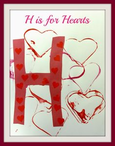 Moments of Mommyhood: H is for Hearts