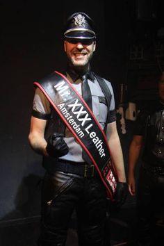 "BLOG: ""A Visitor from Amsterdam"". #PrideCymru Cardiff 2015. #LeatherWales #LeatherPride #LeatherCardiff"