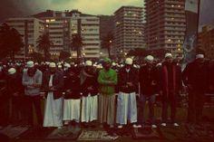 Quran, Muslim, Religion, Christmas Tree, Holiday Decor, Deen, Peace, Teal Christmas Tree, Xmas Trees