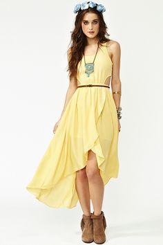 Sundown Dress