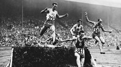 Men's Steeplechase at the London 1948 Olympic Games