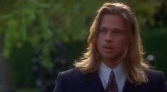 Brad Pitt Legends of the Fall.