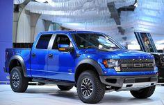 The Ford Raptor SVT
